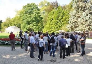 Visiter le parc Caillebotte avec un guide? C'est possible!