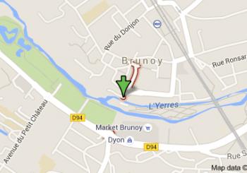 Brunoy – Le pont Perronet est rouvert