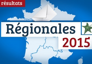 Résultats du second tour des Régionales 2015