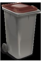 Bac marron – Arrêt de la collecte
