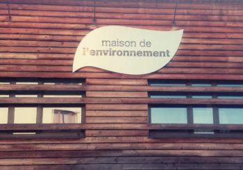 La Maison de l'Environnement, de multiples activités et conférences toute l'année